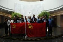 易胜博客户端下载党支部组织党员和团员青年参观陈云纪念馆