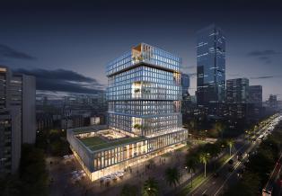 三亚东岸·易胜博app金融大厦